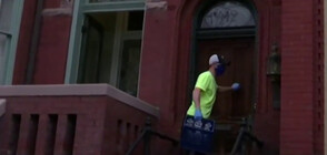 В САЩ отново се появиха млекари, които обикалят по домовете (ВИДЕО)