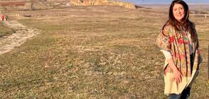 Ambassador Mustafa shares her tour of the ancient Thracian city of Kabile (PHOTOS)