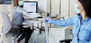 Коронавирусът убива офиса