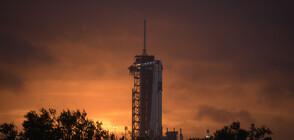 Корабът на SpaceX прелита над България (СНИМКА)