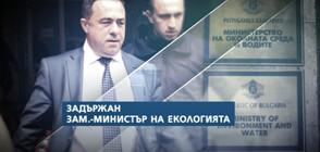Как се стигна до задържането на заместник-министъра Красимир Живков?