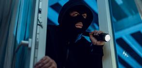 Крадец беше заключен на тераса във Варна