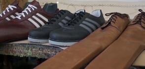 Как изглеждат обувки за социална дистанция (ВИДЕО)