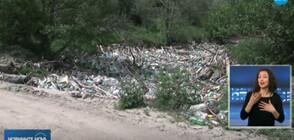 Доброволци почистиха река Места от тоновете пластмаса
