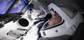 ИСТОРИЧЕСКА МИСИЯ НА ЖИВО: SpaceX и НАСА изстреляха Dragon с двама астронавти в орбита (ВИДЕО+СНИМКИ)