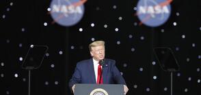 Тръмп: Дори гравитацията не може да задържи Америка долу