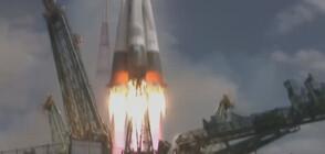 Китай успешно изстреля ракета с два спътника (ВИДЕО)