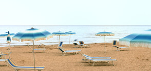 На кои плажове по родното Черноморие чадърите и шезлонгите ще са безплатни?