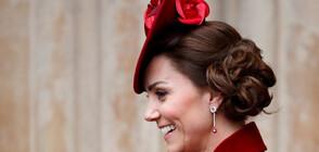 Кейт Мидълтън и херцогиня Камила станаха доброволки
