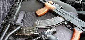 Задържаха мъж за притежание на незаконно оръжие и боеприпаси в Хисаря
