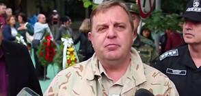 Каракачанов отрече да има нерегламентирани контакти с братя Бобокови