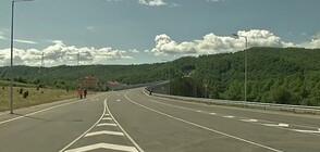 СЛЕД 7 ГОДИНИ СТРОИТЕЛСТВО: Готов е обходният път на Габрово към Шипка
