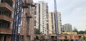 Арматурно желязо затрупа работник на строеж