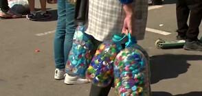 С БЛАГОТВОРИТЕЛНА ЦЕЛ: Във Варна събират тонове пластмасови капачки