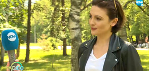 Диана Димитрова за интровертността, предстоящата изложба и работата с модели
