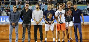 Светът на тениса след положителните проби на Григор и Ноле