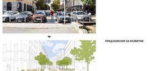 """Улица """"Съборна"""" в София става пешеходна зона"""