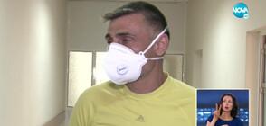 """ЕКСКЛУЗИВНО: Разказ от първо лице на един от оцелелите при срутването на тунел """"Железница"""""""