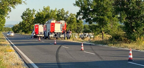 51-годишен мъж загина на пътя между Карлово и Баня