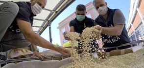 """Хванаха 14 тона наркотици на """"Ислямска държава"""" (ВИДЕО+СНИМКИ)"""