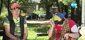 ЖИВОТ В ГАРАЖ: За оцеляването на едно дете с детска церебрална парализа и майка му