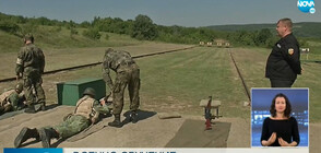 Ученици от Велико Търново преминаха армейски курс (ВИДЕО)
