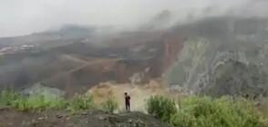 ОПУСТОШИТЕЛНА МОЩ: Свлачището, погребало 113 миньори в Мианмар (ВИДЕО)
