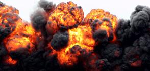 Над 40 ранени при експлозия във фабрика за пиротехника в Турция (ВИДЕО+СНИМКИ)