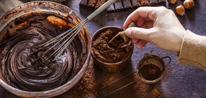 Шоколадът - най-добрият антидепресант (ВИДЕО)
