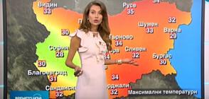 Прогноза за времето (03.07.2020 - централна)