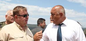 Премиерът и военният министър на празника на гарнизон Пловдив (ВИДЕО)