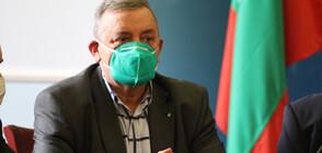 Проф. Кантарджиев: Имаш ли положителен тест в регистрирана у нас лаборатория, значи си заразен