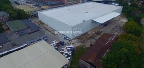 Евакуираха завод в Пловдив заради намерен снаряд (СНИМКИ)
