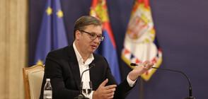 Вучич с призив за мир в Сърбия (ВИДЕО)