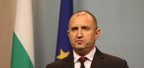 Радев: Никакви прегрупирания в кабинета не могат да спасят държавността