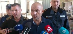 Ивайло Иванов: Протестиращите сами посочваха провокаторите (ВИДЕО)