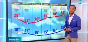 Прогноза за времето (12.07.2020 - централна)