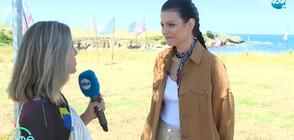 """Ралица Паскалева: Отборният дух е важен за победата в """"Игри на волята"""""""