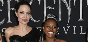 Анджелина Джоли за дъщеря си Захара: Тя е изключителна африканска жена