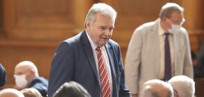 Паунов потвърдил за разговорите с Божков, напуска ПГ на БСП