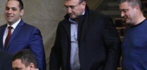 Горанов, Маринов и Караниколов ще входират оставките си днес