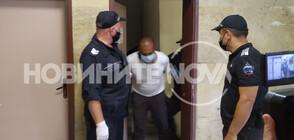 Повдигнаха обвинения на братята, нападнали полицаи в Кюстендил (ВИДЕО+СНИМКИ)