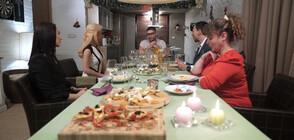 """Свежо италианско меню с Ивайло Колев в """"Черешката на тортата"""""""