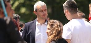 """Костадинов: Заповедта за """"зеления"""" сертификат е насилствена и противоконституционна"""