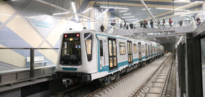 Third line of Sofia's subway to start operation by the end of August (Photos)