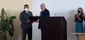 Prosecutor's Office awards Bulgaria's former Minister of Interior Mladen Marinov