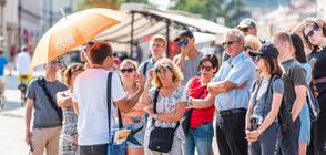 Туроператори и туристически агенции излязоха на протест (ВИДЕО)