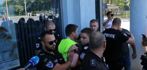 """Съдят Петър Кърджилов заради сблъсъка при блокадата на """"Орлов мост"""""""