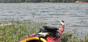 Брегът на Дунав се напълни с търсещи сянка и прохлада