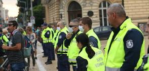 """Бум на заразени с коронавирус в """"Охранителна полиция"""" (ВИДЕО)"""